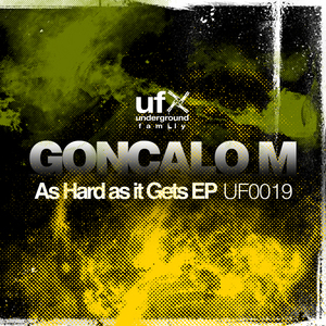GONCALO M - As Hard As It Gets