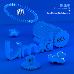MADISSON - Recommencer EP