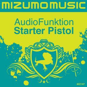 AUDIOFUNKTION - Starter Pistol EP