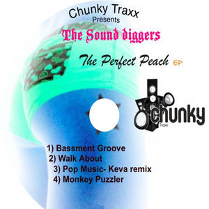 SOUND DIGGERS, The - The Perfect Peach EP