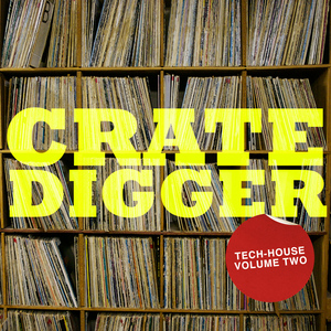 VARIOUS - Crate Digger: Tech House Vol 2