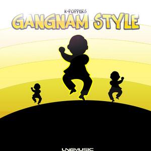 K POPPERS - Gangnam Style (remixes)