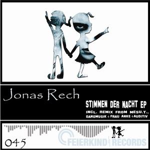 RECH, Jonas - Stimmen Der Nacht EP