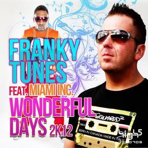 FRANKY TUNES feat MIAMI INC - Wonderful Days 2K12
