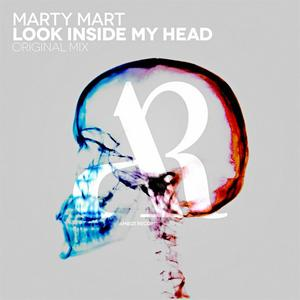 MARTY MART - Look Inside My Head