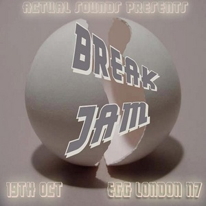 STEREO BEATZ/FUNK YOU VERY MUCH/RORY HOY/STEX/WASTED ON WAX - Break Jam EP