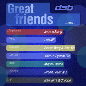 VARIOUS - Great Friends