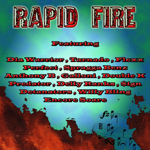 VARIOUS - Rapid Fire