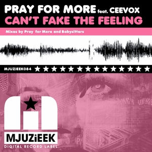 PRAY FOR MORE feat CEEVOX - Can't Fake The Feeling