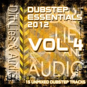 VARIOUS - Dubstep Essentials 2012 Vol 4