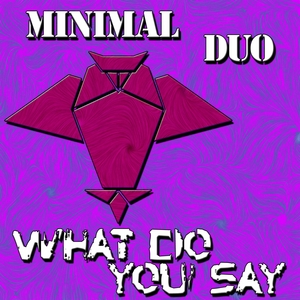MINIMAL DUO - What Do You Say