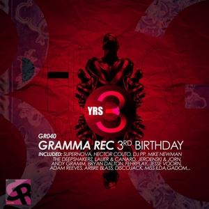 VARIOUS - 3Yrs Gramma Rec Sampler
