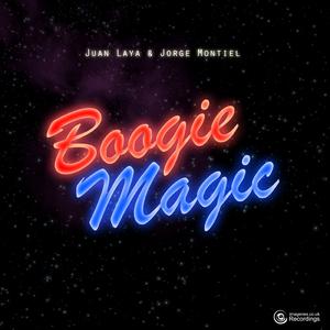 LAYA, Juan/JORGE MONTIEL - Boogie Magic