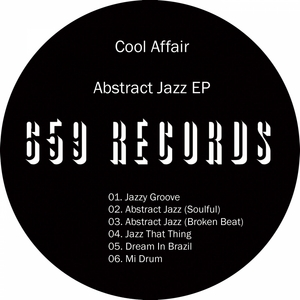COOL AFFAIR - Abstract Jazz EP
