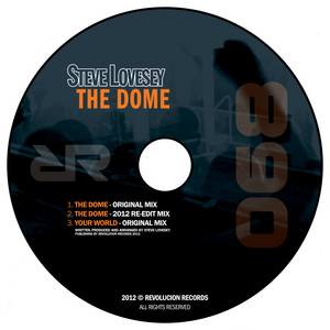 LOVESEY, Steve - The Dome