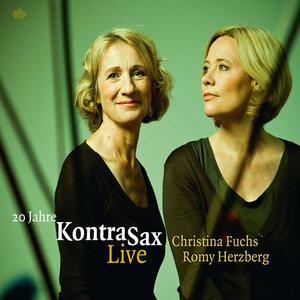 KONTRASAX - 20 Jahre KontraSax (live)