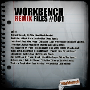 VARIOUS - Workbench Remix Files 001