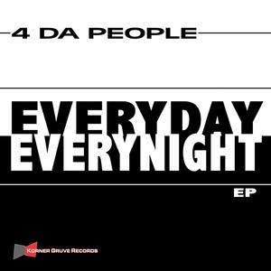 4 DA PEOPLE - Everyday