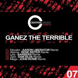 GANEZ THE TERRIBLE - Central Music Ltd Vol 7