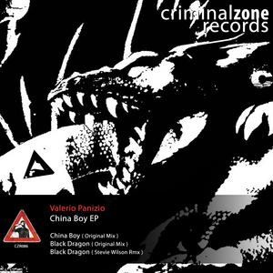 PANIZIO, Valerio - China Boy EP