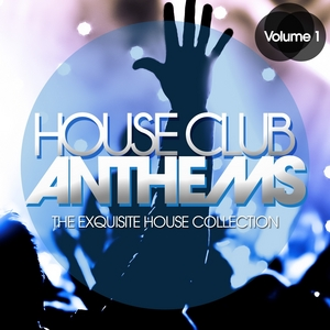 VARIOUS - House Club Anthems Vol 1 (The Exquisite House Collection)