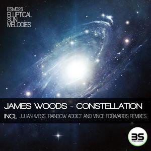 WOODS, James - Constellation (remixes)