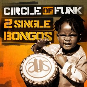 CIRCLE OF FUNK - 2 Single Bongos
