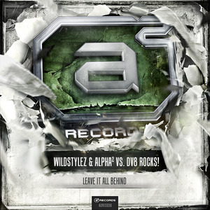 WILDSTYLEZ/ALPHA2 vs DV8 ROCKS - A2 Records 036