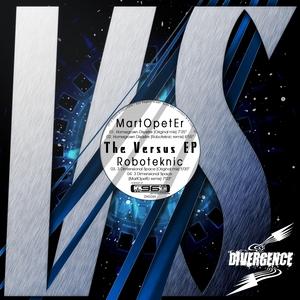 MARTOPETER/ROBOTEKNIC - The Versus EP