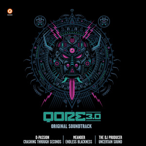 D PASSION/MEANDER/THE DJ PRODUCER - QORE 3 0 OST