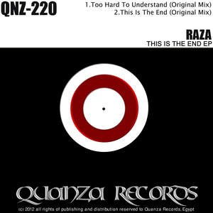 RAZA - This Is The End EP