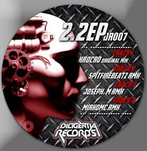 KROCRO - 2.2 EP