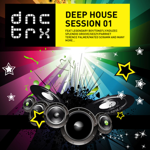 VARIOUS - Deep House Session 01