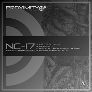 NC-17 - Bodyparts EP