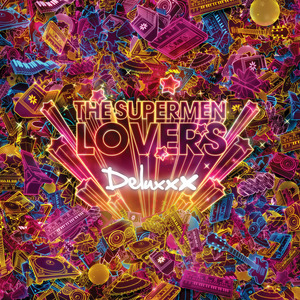 SUPERMEN LOVERS, The - Between The Ages