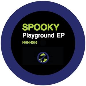 SPOOKY BIZZLE - Playground EP