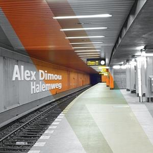 DIMOU, Alex - Halemweg