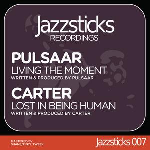 PULSAAR/CARTER - Living The Moment
