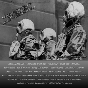 VARIOUS - Techno Soldiers Especial Compilation Vol 1