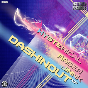 HYSTERICAL - Dashinout EP