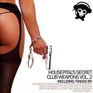 VARIOUS - Housepital's Secret Club Weapons Vol 2