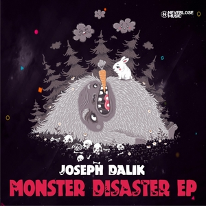 DALIK, Joseph - Monster Disaster EP