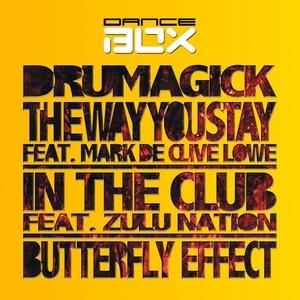 DRUMAGICK feat MARK DE CLIVE LOWE/ZULU NATION - Dance Box Album Sampler 4 EP