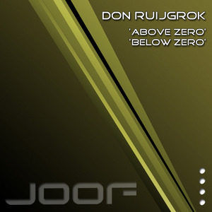 RUIJGROK, Don - Above Zero
