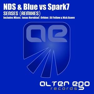 NDS & BLUE vs SPARK7 - Senses (remixes)