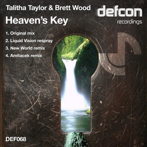 TAYLOR, Talitha & BRETT WOOD - Heaven's Key (remixes)
