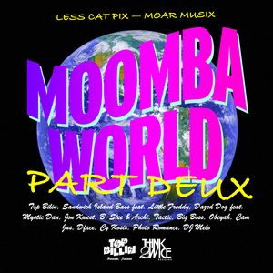 VARIOUS - Moomba Word Part Two
