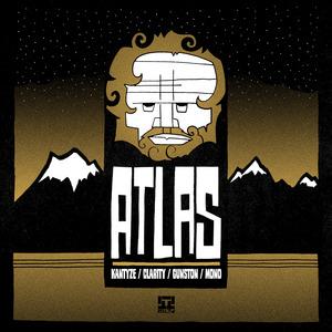 KANTYZE/CLARITY/GUNSTON/MONO - Atlas EP
