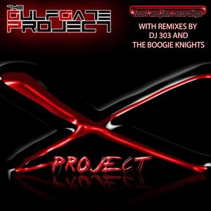 GULF GATE PROJECT, The - Project X EP