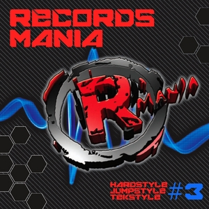 VARIOUS - Records Mania Vol 3 (Hardstyle Jumpstyle Tekstyle)